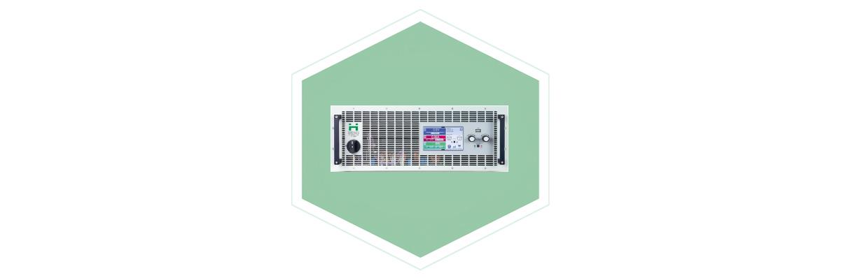 bidirektionale DC Versorgung mit 10 kW