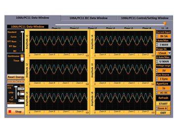 Leistungsmessung mit Power Analysatoren von Infratek